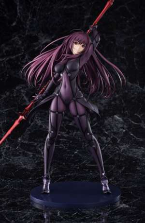 Fate Grand Order Figura Lancer Scathach 31 cm