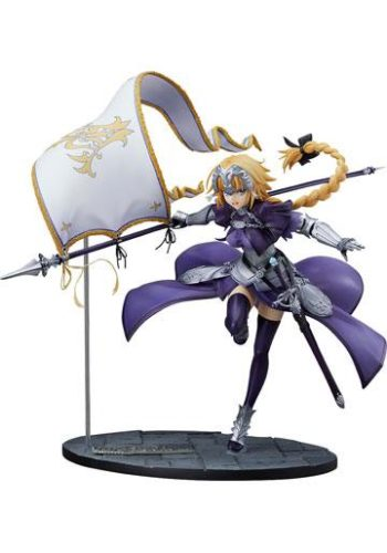 Fate Grand Order Figura Ruler Jeanne d'Arc 24 cm 01