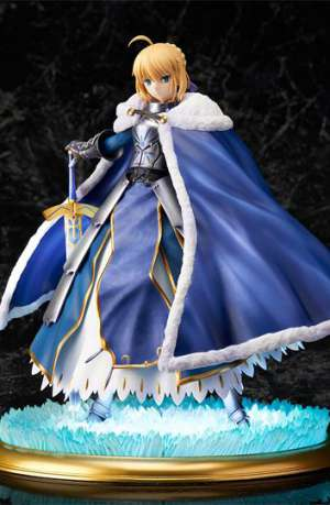 Fate Grand Order Figura Saber Arturia Pendragon Deluxe Edition 25 cm portada
