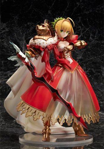 Fate Grand Order Figura Saber Nero Claudius 3rd Ascension 23 cm