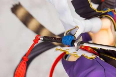 Fate Grand Order Figura Ushiwakamaru 04