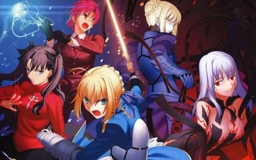 Fate/Hollow Ataraxia Wallpapers