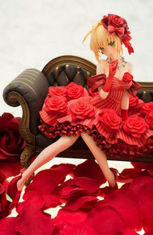 Fate Series Figura Idol Emperador Nero 01