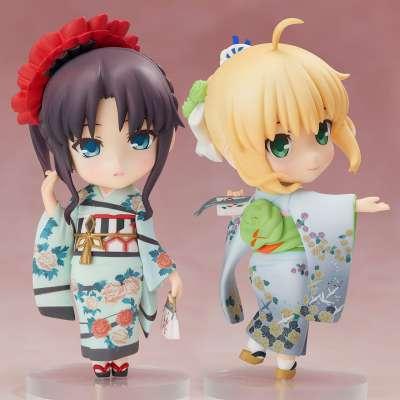 Fate Stay Night Chara Forme Rin Tohsaka Kimono Version 04