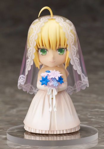 Fate Stay Night Chara Forme Saber Decimo Aniversario Royal Dress Version 01