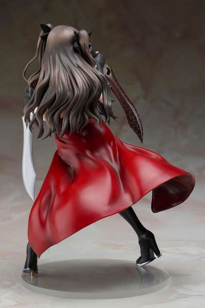 Fate Stay Night Figura Rin Tohsaka Archer Costume 05