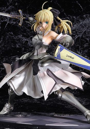 Fate Stay Night Figura Saber Lily Distant Avalon 01