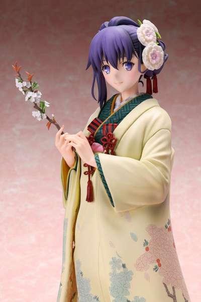 Fate Stay Night Heaven's Feel Figura Sakura Mato con Kimono 04