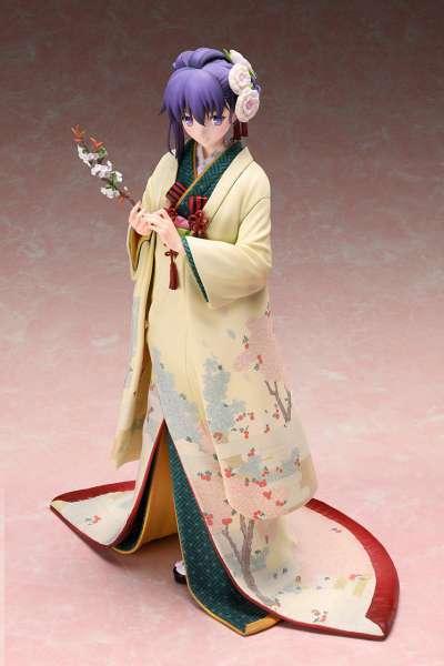 Fate Stay Night Heaven's Feel Figura Sakura Mato con Kimono 05
