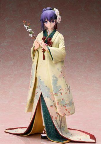 Fate Stay Night Heaven's Feel Figura Sakura Mato con Kimono portada