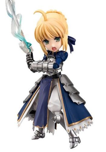 Fate Stay Night Unlimited Blade Works Figura Parfom Saber 01