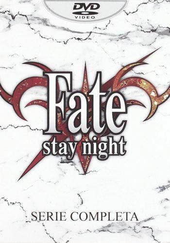 Fate/stay night DVD Serie Completa