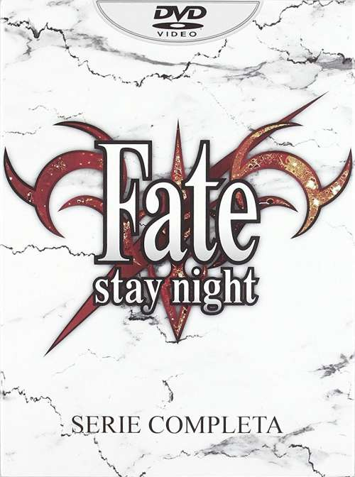 Fate/stay night DVD Serie Completa