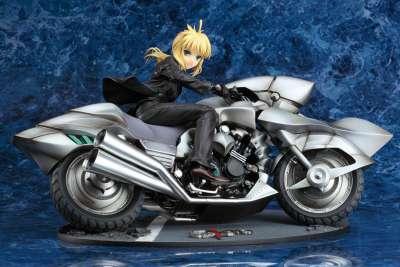 Fate Zero Figura Saber Motored Cuirassier 01