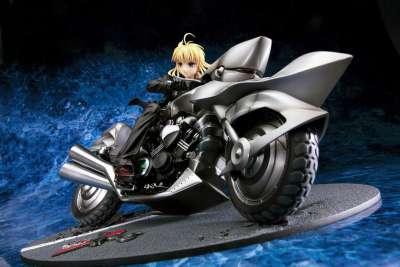 Fate Zero Figura Saber Motored Cuirassier 02