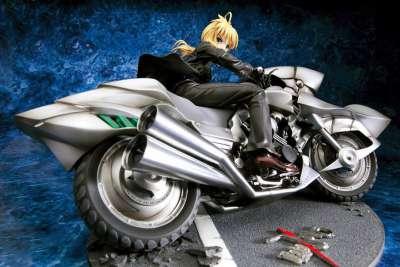 Fate Zero Figura Saber Motored Cuirassier 03