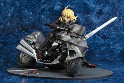 Fate Zero Figura Saber Motored Cuirassier 04