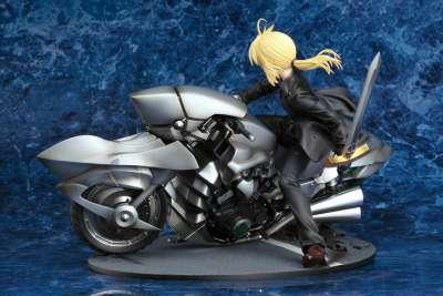 Fate Zero Figura Saber Motored Cuirassier 07