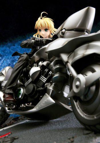 Fate Zero Figura Saber Motored Cuirassier portada