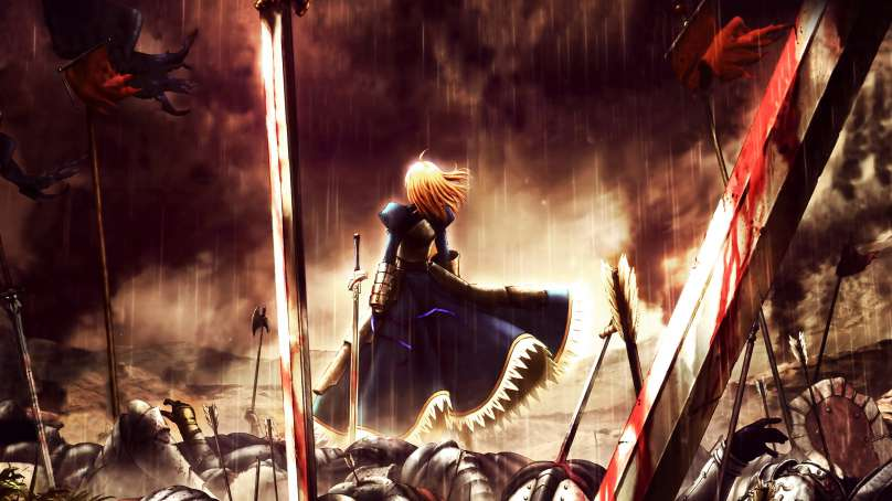 Videos Fate stay night