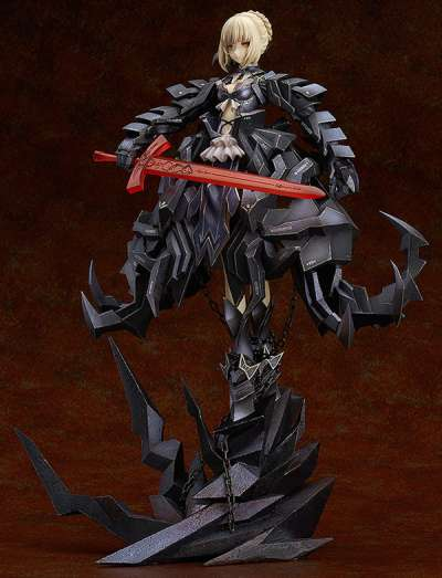 Fate/stay night Saber Alter Huke version 03