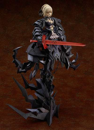 Fate/stay night Saber Alter Huke version 04