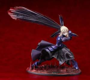 Fate stay night Saber Alter vortigern version