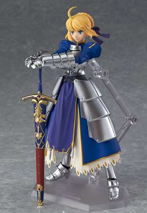 Fate stay night figma Saber 2.0