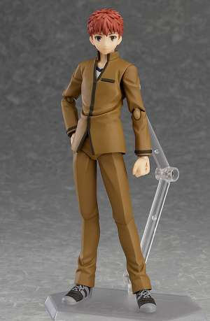 Fate stay night figma Shirou Emiya 2.0