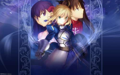 Fate/stay night Game Wallpapers
