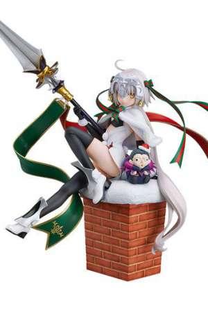 FateGrand Order Figura LancerJeanne dArc Alter Santa Lily 01
