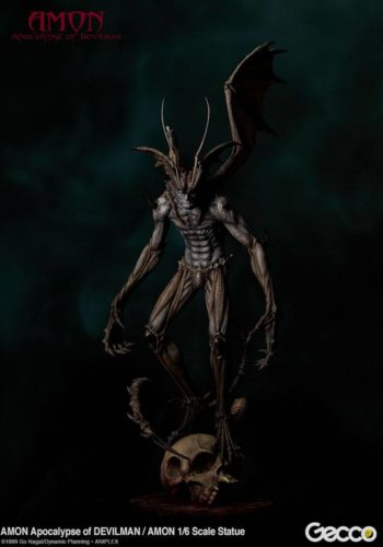 Figura Amon The Apocalypse of Devilman 01