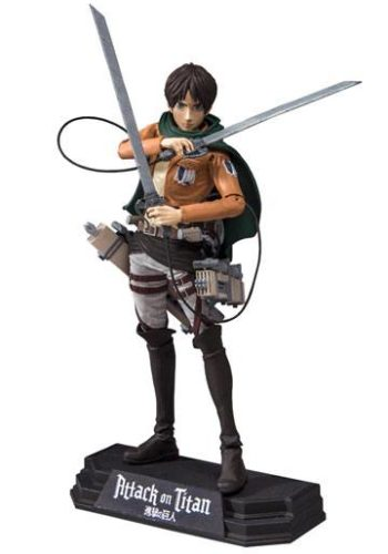 Figura Attack on Titan Color Tops Eren Jaeger 18 cm
