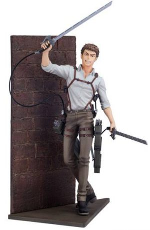 Figura Attack on Titan Hdge Jean Kirstein Survey Corps 22 cm
