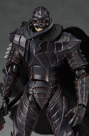 Figura Berserk Figma Guts Berserker Armor Repaint Skull Edition 16 cm