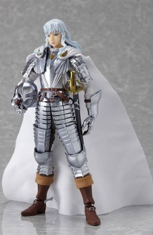 Figura Berserk Movie Figma Griffith 15 cm