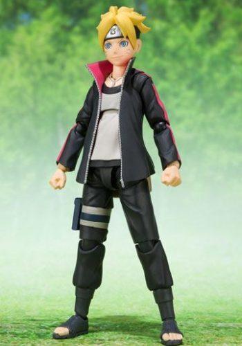 Figura Boruto Naruto Next Generations S.H. Figuarts Boruto Uzumaki 17 cm