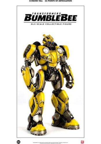 Figura Bumblebee DLX Scale Bumblebee 20 cm