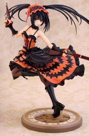 Figura Date A Live II Tokisaki Kurumi 23 cm