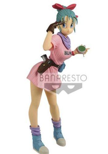 Figura Dragon Ball Bulma III Version A