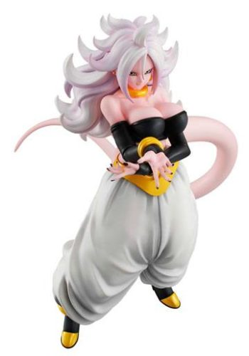 Figura Dragon Ball Gals Androide 21 Transformed Version 21 cm