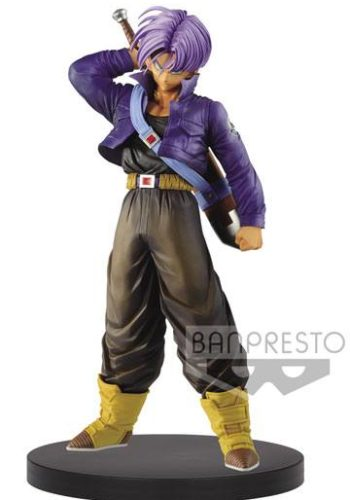 Figura Dragon Ball Legends Trunks Collab 23 cm