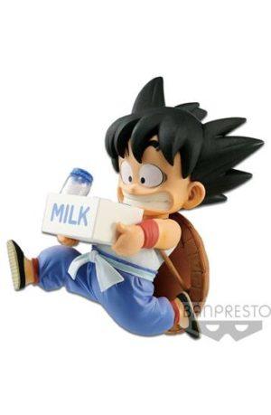 Figura Dragon Ball Son Goku Normal Color BWFC 11 cm