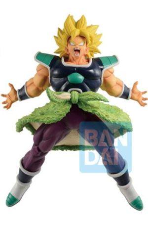 Figura Dragon Ball Super Broly Super Saiyan