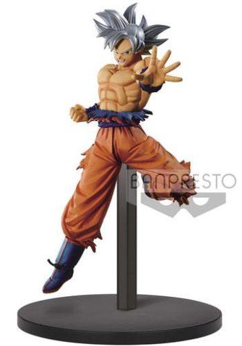 Figura Dragon Ball Super Chosenshiretsuden Goku Ultra Instinct