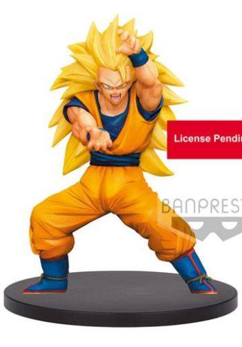 Figura Dragon Ball Super Goku Super Saiyan 3