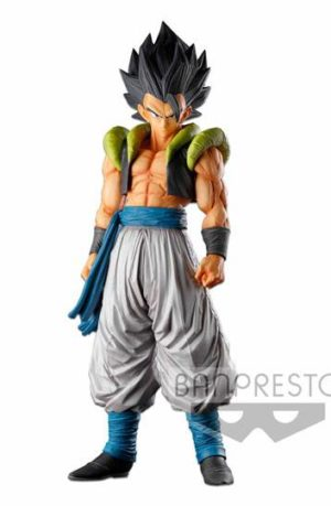 Figura Dragon Ball Super Master Piece Gogeta