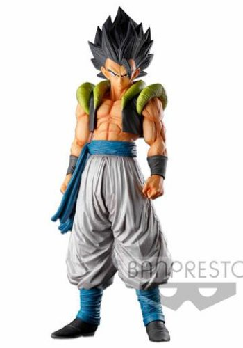 Figura Dragon Ball Super Master Piece Gogeta