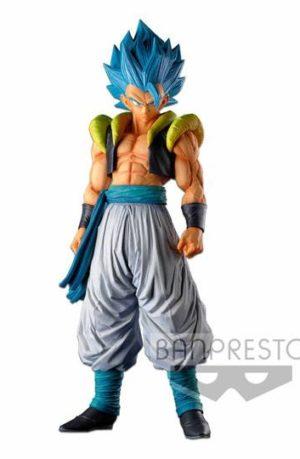 Figura Dragon Ball Super Master Piece SSB Gogeta