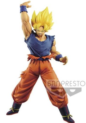 Figura Dragon Ball Super Maximatic Son Goku IV 25 cm